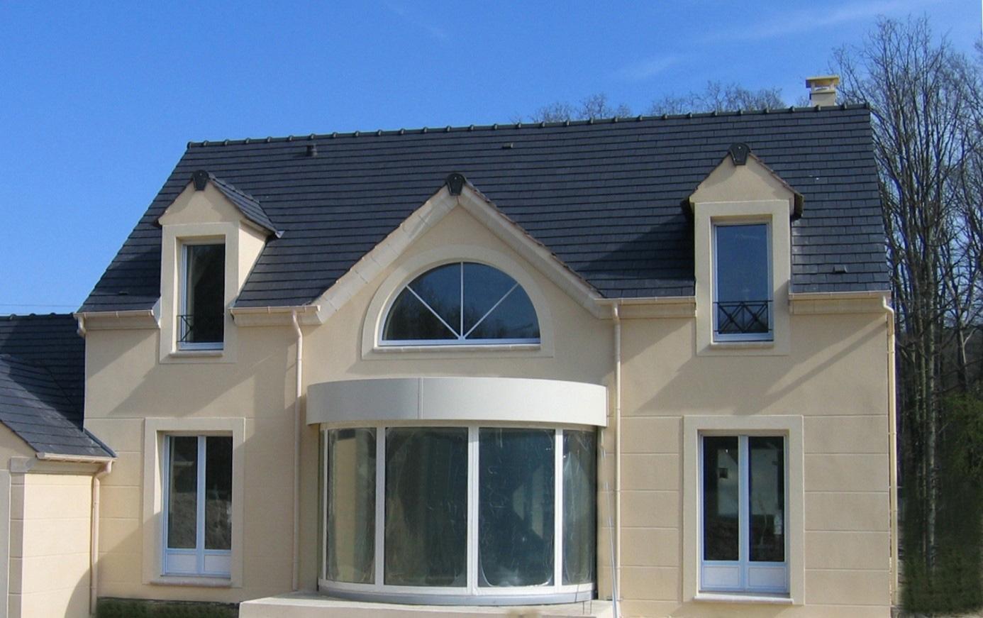 Maison a construire plan exemple de plan de maison - Construire sa maison com plan ...